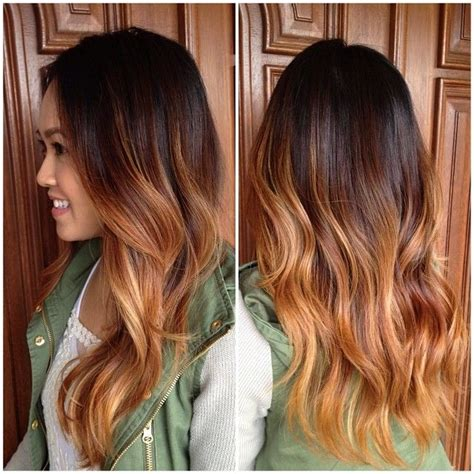 how long does hair ombre last best 25 caramel ombre hair ideas on pinterest