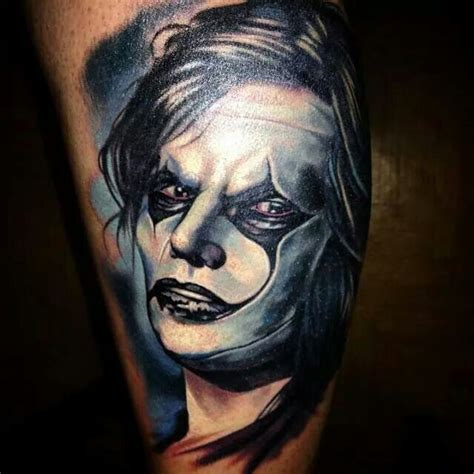 james root from slipknot tattoo tattoos pinterest