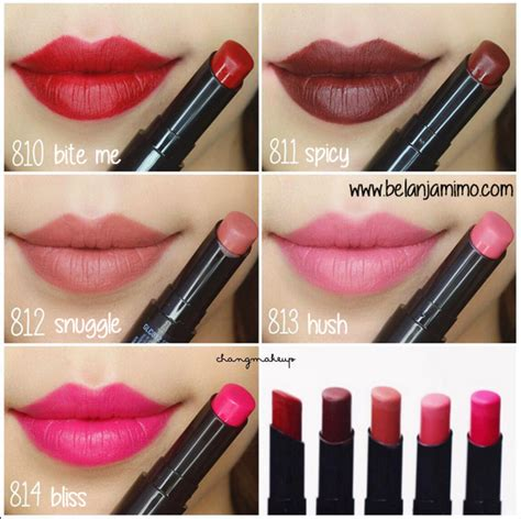 Mj Kemeja Pria Venus Army la matte flat velvet lipstick hush best buy of best