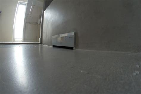 dusche mit wandablauf betonboden versiegeln dusche mit wandablauf beschichtet
