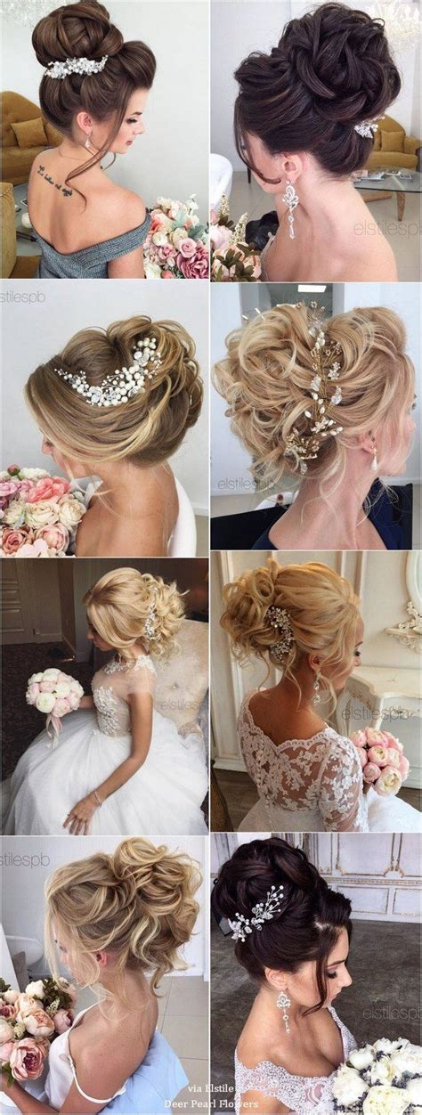 Wedding Hairstyles For 40 by Bridal Hairstyles 40 Best Wedding Hairstyles For