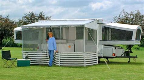 add a room for pop up cer outdoor room add on for the pop up cing ideas more cing tent trailers