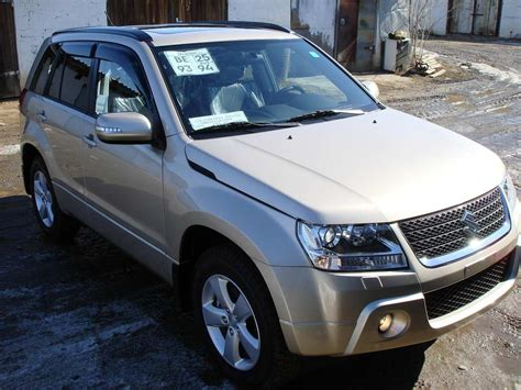 2010 Suzuki Grand Vitara For Sale 2010 Suzuki Grand Vitara Photos 2 4 Gasoline Automatic