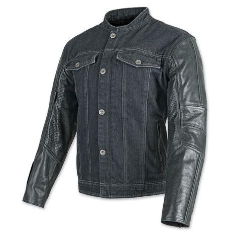 denim motorcycle jacket band of brothers black denim leather jacket 177 445 j