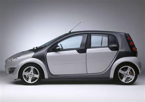 4 Door Smart Car by Smart 4 Door