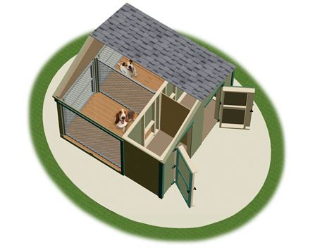 Single Room House Plans Animal Shelters Pine Creek Structures