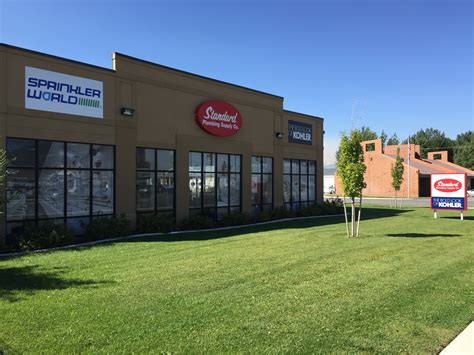 Salt Lake City Plumbing Supply by Standard Plumbing Supply Locations Standard Plumbing