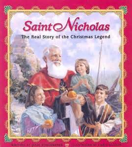 day real story happy st nicholas day become what you are