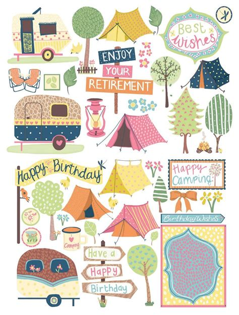 printable paper sticker these beautiful cing illustrations are ideal for card