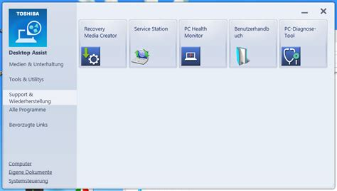 assistant software for toshiba assistant software driver