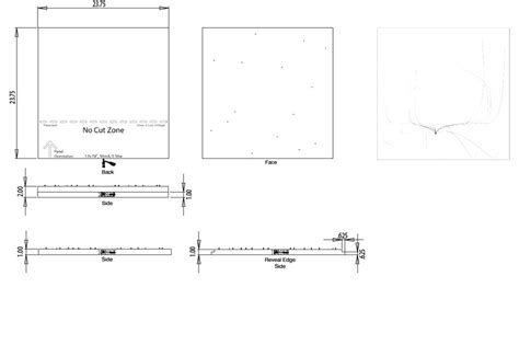 Ceiling Tile Dimensions by Acoustic Ceiling Tile Sizes Winda 7 Furniture