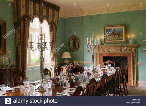 esszimmer englisch dining room in 17th century manor house ney