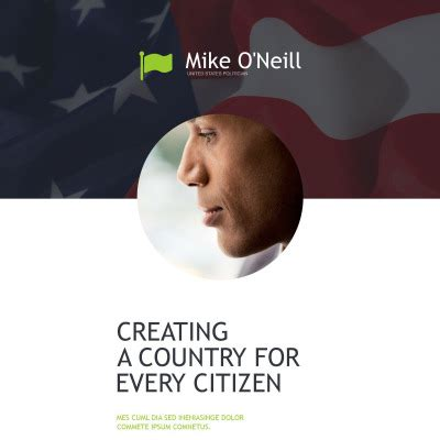 political candidate newsletter templates templatemonster