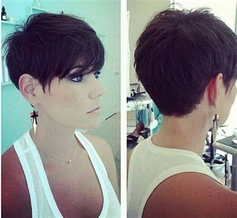 short razor cut hairstyles for 2015 short pixie haircuts 2015