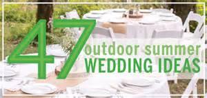 47 outdoor summer wedding ideas tasty catering chicago