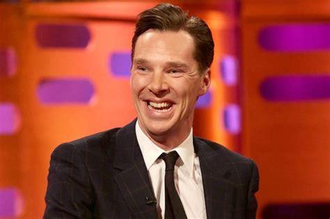 benedict cumberbatch try not to laugh sherlock star benedict cumberbatch reveals he still wants