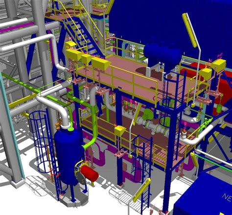 Autoplant 3d by 3d Modeling For Gas Compressor Package