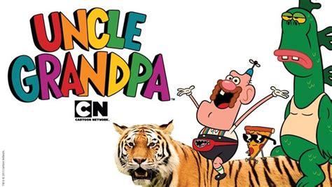 imagenes de hola tio muy pronto t 237 o grandpa en latinoamerica por cartoon network
