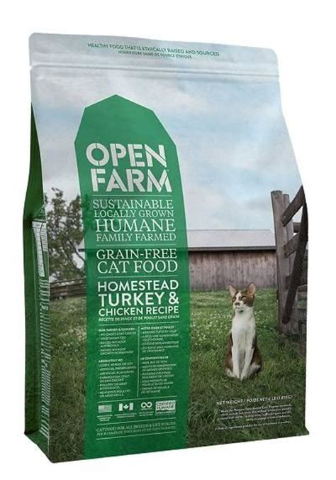 open farm food open farm ethically sourced cat food