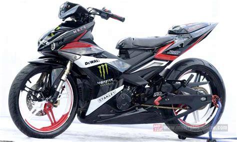 Modif Yamaha Mx King by 7 Kumpulan Konsep Modifikasi Yamaha Mx King 150 Terbaru