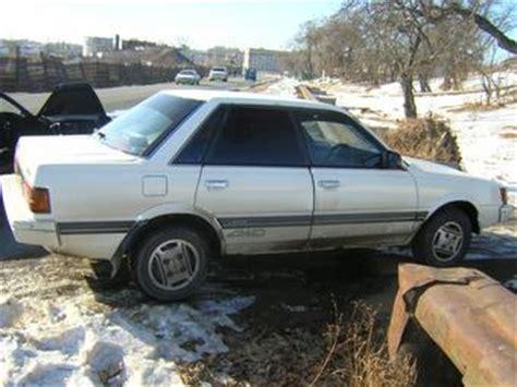 car owners manuals for sale 1985 subaru leone free book repair manuals 1988 subaru leone pictures gasoline manual for sale