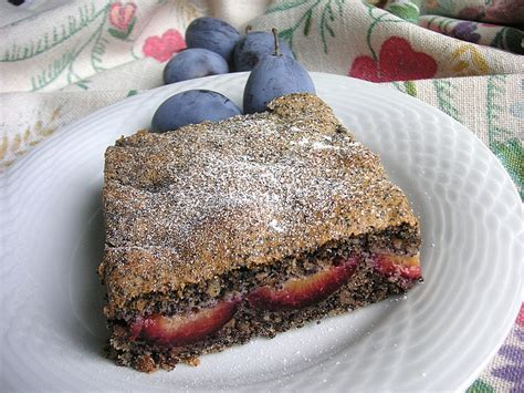serbischer kuchen zwetschgen mohn kuchen rezept mit bild ramona11