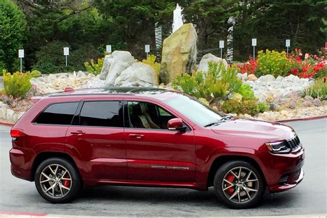 srt jeep 2017 2017 jeep grand cherokee srt cali roots certified