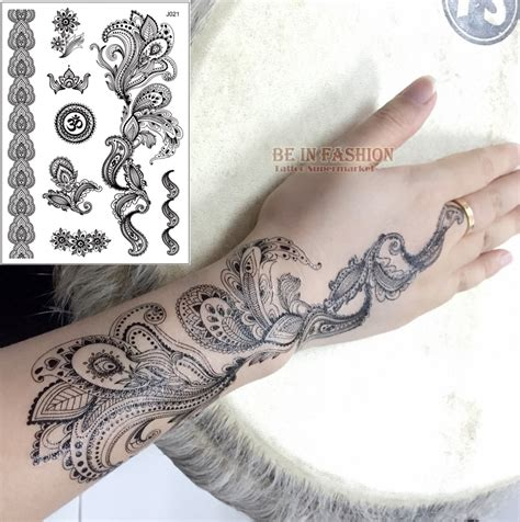 henna tattoo hand kaufen white lace on www imgkid the image kid