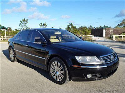 Top Of The Line Volkswagen by Find Used Florida V8 2005 Vw Phaeton Awd Top Of The Line