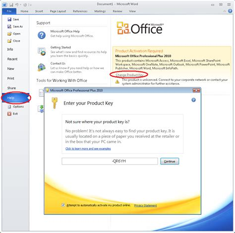 Microsoft Office 2010 Product Key Ms Office 2010 Serial Key Overclock
