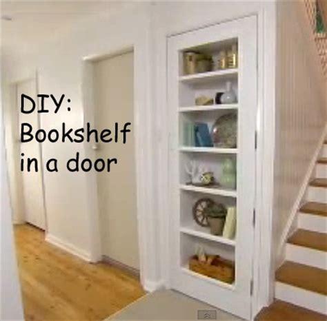 do it yourself bookshelves diy do it yourself home improvement hobbies garden cooking tips diy bookshelf in a door