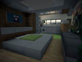 how to make a modern bedroom in minecraft modern villa minecraft project