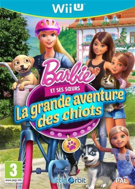 film barbie la grande aventure des chiots barbie et ses sœurs la grande aventure des chiots sur