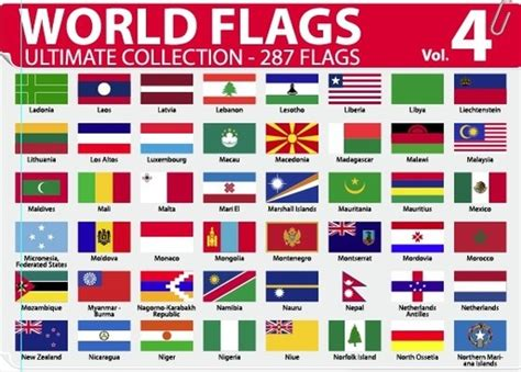 flags of the world vector world flags vector free free vector download 3 973 free