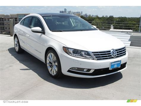White Volkswagen Cc by 2013 White Volkswagen Cc Vr6 4motion Executive