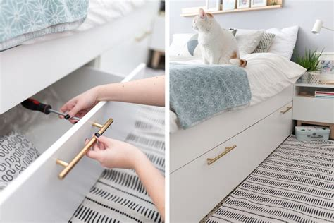 ikea bedroom hacks 21 best ikea storage hacks for small bedrooms