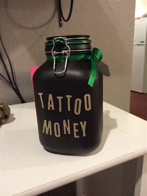 tattoo money jar 12 best jar images on money jars piggy