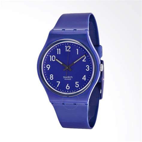 Promo Swatch Analog Jam Tangan Karet Gn237 Original jam tangan wanita blibli jam simbok