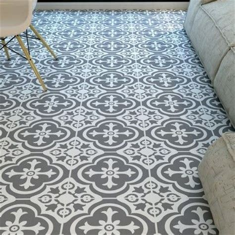 pattern vinyl flooring uk why moroccan tile print vinyl flooring is so right love