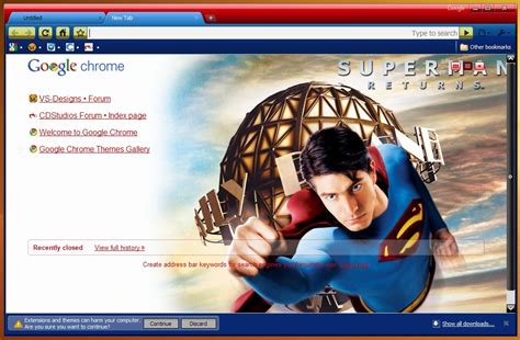 theme google chrome spiderman 5 best looking super heroes themes for google chrome