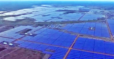 solar plant for home in india india just fired up the world s largest solar plant to
