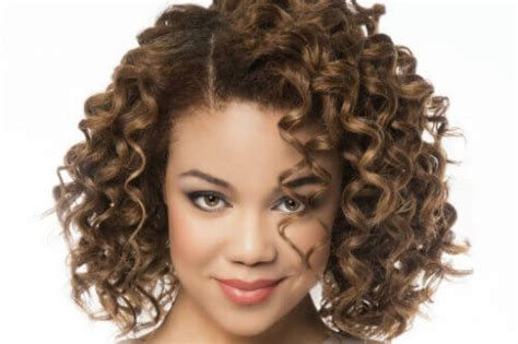 Curled Hairstyles by Curly Hairstyles Ideas And Advice For Naturally Curly Hair