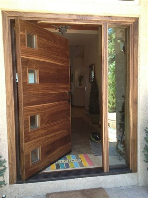 Pivot Door Eame.   Contemporary   Entry   denver   by Pivot Door Company