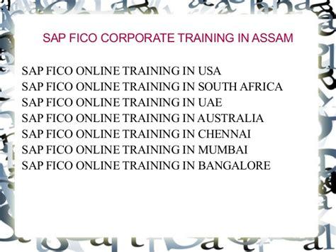 sap tutorial mumbai sap fico corporate training in assam