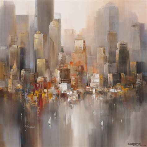 acrylic painting new york 17 best images about acrylic paintings on