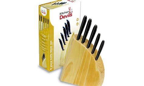 kitchen devil knives set kitchen devil knives set myshop kitchen devils 9 piece