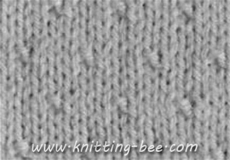 dot pattern knitting dot stitch knitting pattern knitting bee