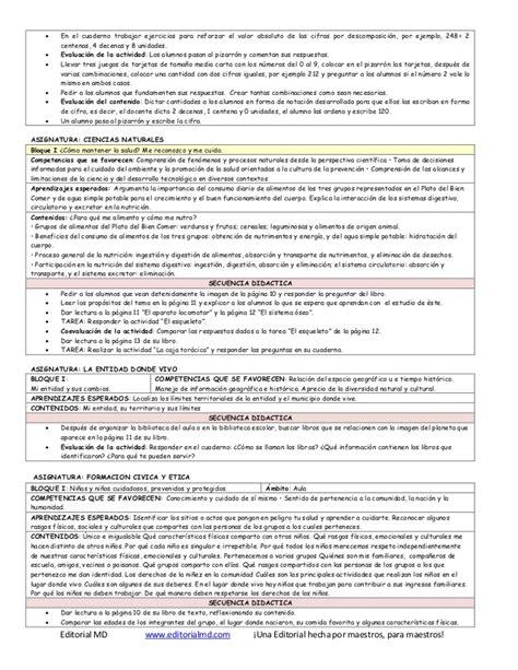 planeacion de tercer grado espa 241 ol planeaciones y actividades de primaria planeaciones de primaria 2014 tercer grado bloque 2