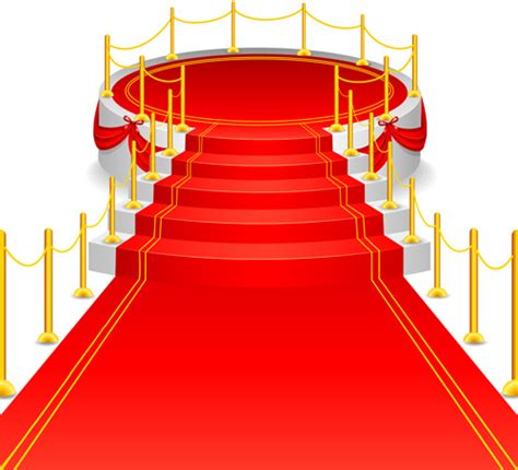 red carpet png  vector    vector