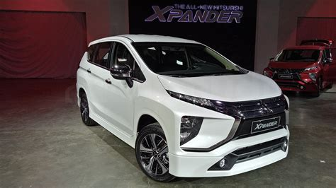All New Mitsubishi Xpander mitsubishi ph officially launches all new mitsubishi
